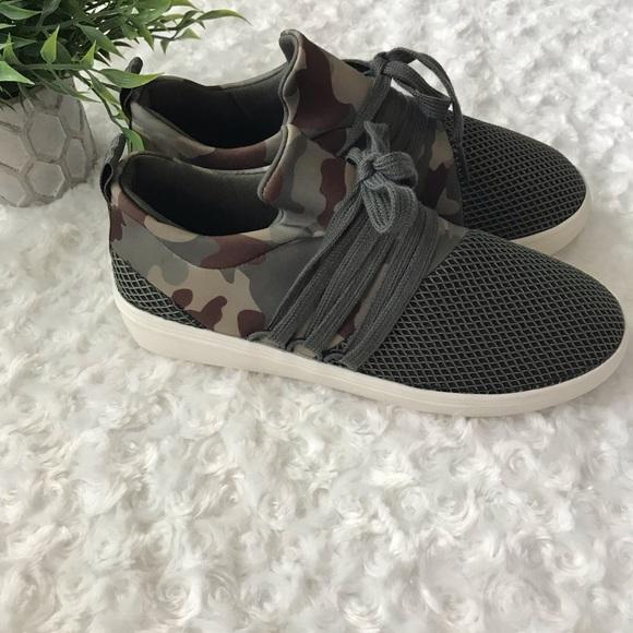 Tru Shoes | Camo Sneakers | Poshmark